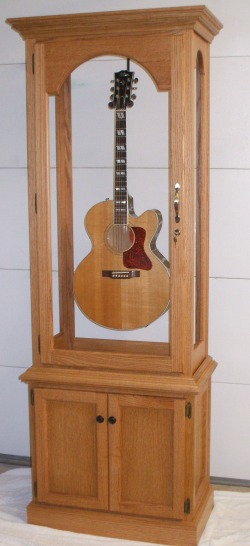 Guitar Display  The Guardian